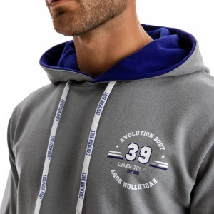 Hoodie Evolution Body Blue 2305KOV