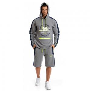 Shorts Evolution Body Grey 2296