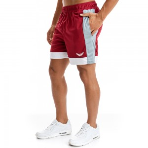 Shorts Evolution Body Burgundy 2289
