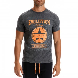 T-shirt Evolution Body Grey 2288G