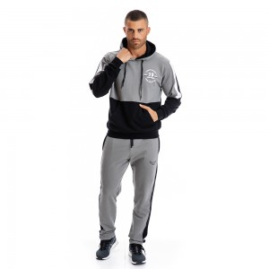 Hoodie Evolution Body Black 2305B
