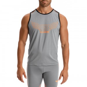 EVO-FIT Sleeveless Tank top Evolution Body Grey 2292