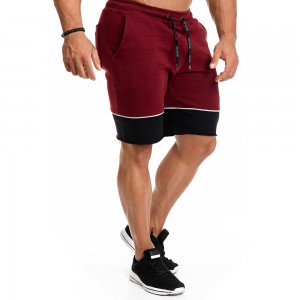 Shorts Evolution Body Burgundy 2281