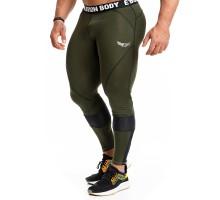 EVO-FIT Training Leggings Evolution Body Khaki 2273KH