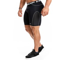 EVO-FIT Tight Training Shorts Evolution Body Black 2272B