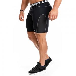 EVO-FIT Tight Training Shorts Evolution Body Black 2272B