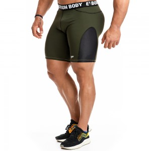 EVO-FIT Tight Training Shorts Evolution Body Khaki 2272KH