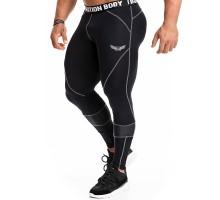 EVO-FIT Training Leggings Evolution Body Black 2273B