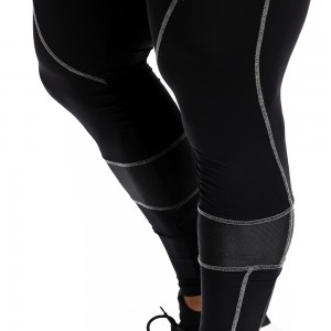 EVO-FIT Training Leggings Evolution Body Black 2273B