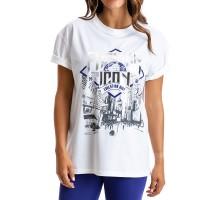 T-shirt Evolution Body White 2323W