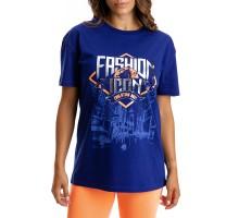 T-shirt Evolution Body Blue 2323KOV