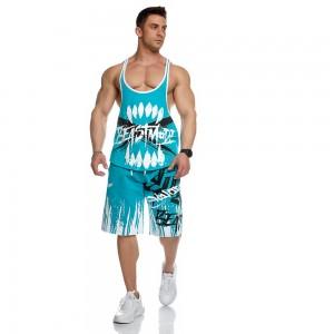 Training Shorts Evolution Body Turquoise 2429TURQ