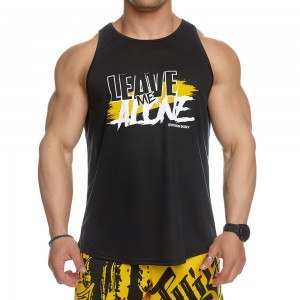 Stringer Tank Top Evolution Body Black 2438BLACK