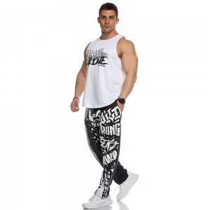 Sweatpants Evolution Body Black 2436BLACK