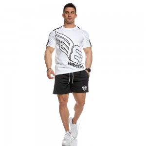 T-shirt Evolution Body White 2446WHITE