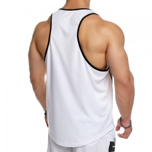 Stringer Tank Top Evolution Body Grey 2443GREY