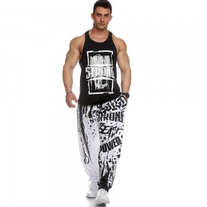 Sweatpants Evolution Body White 2436WHITE