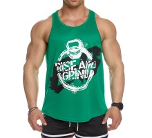 Stringer Tank Top Evolution Body Green 2439GREEN