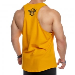 Stringer Tank Top Evolution Body Yellow 2434YELLOW