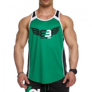 Stringer Tank Top Evolution Body Green 2443GREEN