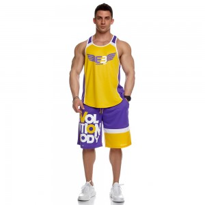 Stringer Tank Top Evolution Body Yellow 2443YELLOW