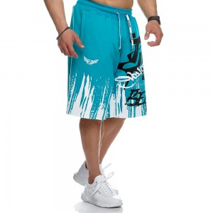 Training Shorts Evolution Body Turquoise 2429TURQ