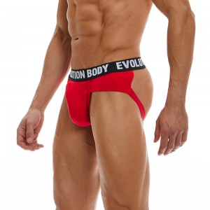 Briefstrap Underwear Evolution Body Red 7012