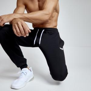 Sweatpants Evolution Body Black 2487BLACK