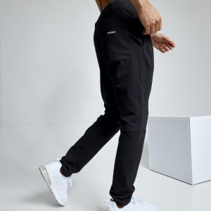 Sweatpants Evolution Body Black 2489