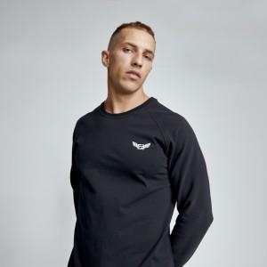 Sweatshirt Evolution Body Black 2482BLACK
