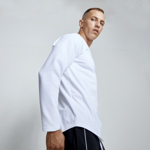 Sweatshirt Evolution Body White 2482WHITE