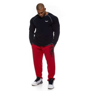 Sweatpants Evolution Body Red 2453RED