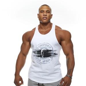 Stringer Tank Top Evolution Body White 2458WHITE