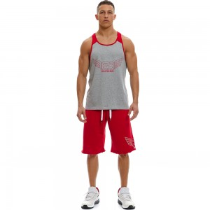Stringer Tank Top Evolution Body Red 2362RE-GR
