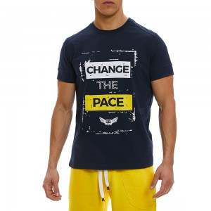 T-shirt Evolution Body Blue 2338ABLUE