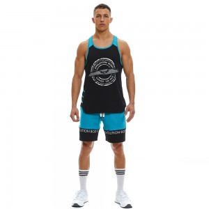 Stringer Tank Top Evolution Body Black 2370BL