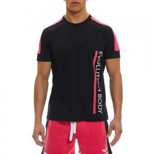 T-shirt Evolution Body Black 2369BL-FU