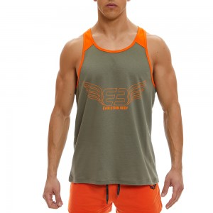 Stringer Tank Top Evolution Body 2362KHAKI