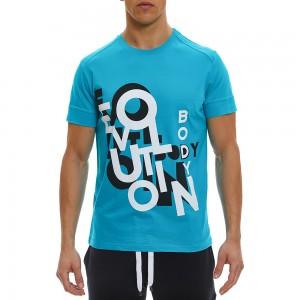 T-shirt Evolution Body Turquoise 2338TURQ