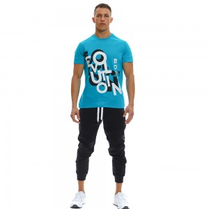 T-shirt Evolution Body Turquoise 2338TURQ