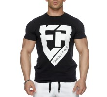T-shirt Evolution Body Black 2428BLACK