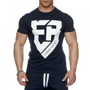 T-shirt Evolution Body Blue 2428BLUE