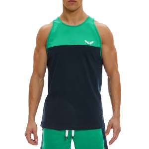 Stringer Tank Top Evolution Body Green 2334GREEN