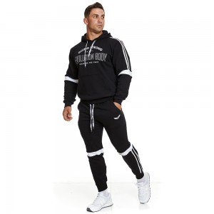 Hoodie Evolution Body Black 2372