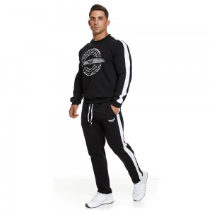 Sweatpants Evolution Body Black 2379