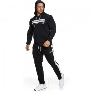 Sweatshirt Evolution Body Black 2413