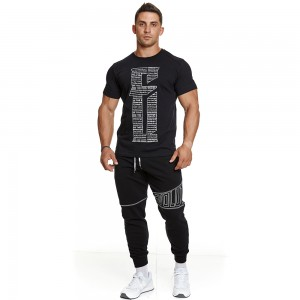 T-shirt Evolution Body Black 2380BLACK