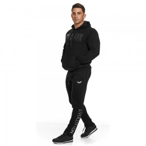 Hoodie Evolution Body Black 2388