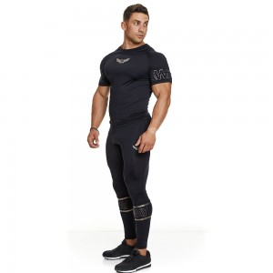 EVO-FIT T-shirt Evolution Body Black 2383