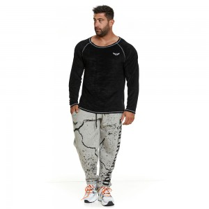 Sweatshirt Evolution Body Black 2390BLACK